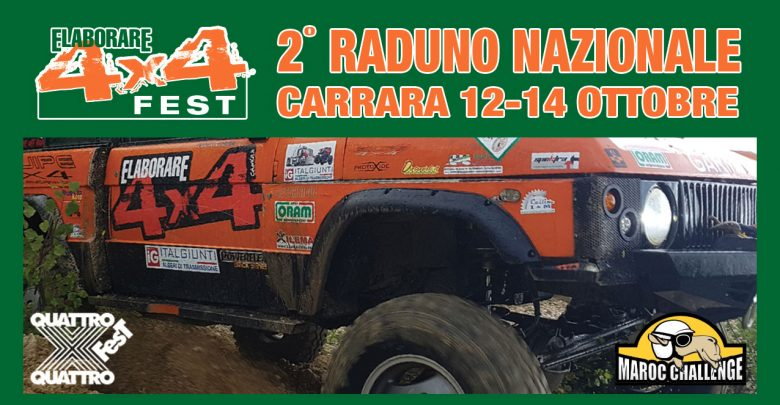ELABORARE4x4 Fest Raduno 2018