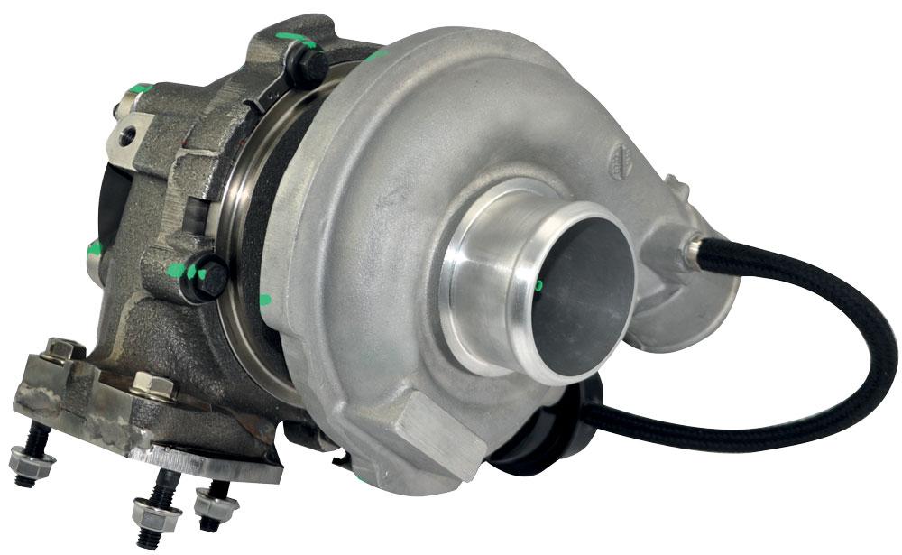 kit turbo saito per discovery e defender