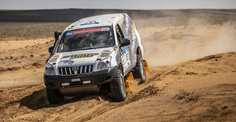 Silk Way Rally 2018