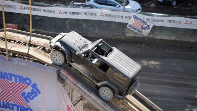 Photo of Fuoristrada e pista off road al 4x4Fest edizione 2018 a CarraraFiere