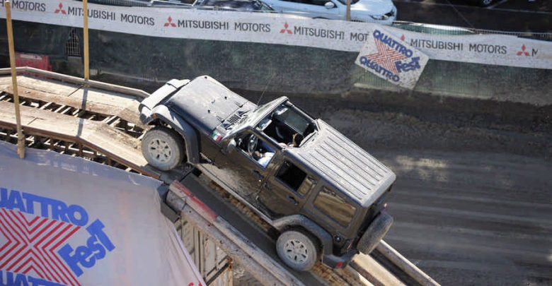 Photo of Fuoristrada e pista off road al 4x4Fest edizione 2018 a CarraraFiere