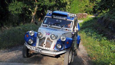 Citroen 2CV 4x4 Dakar 2007