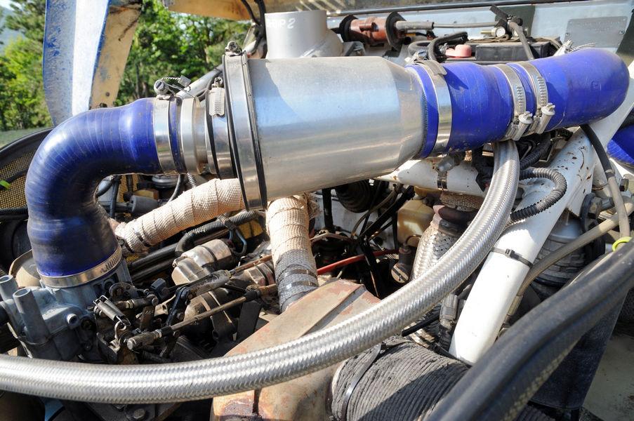 Kit aspirazione Motore Citroen 2CV 4x4 Dakar 2007