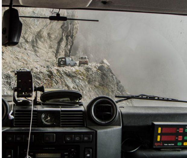 4x4 Fest Carrara 2018 Tour FIF Cave