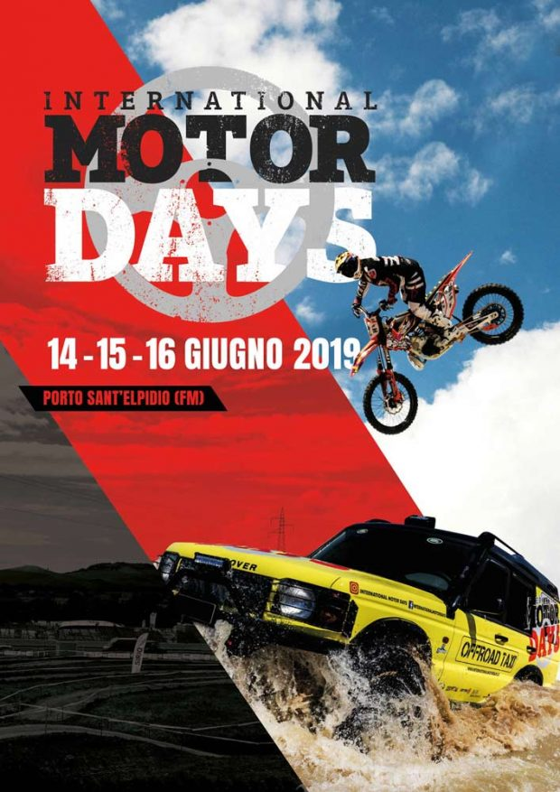 International Motor Days 2019 con Elaborare 4x4
