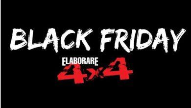 Photo of Black Friday con Elaborare 4×4