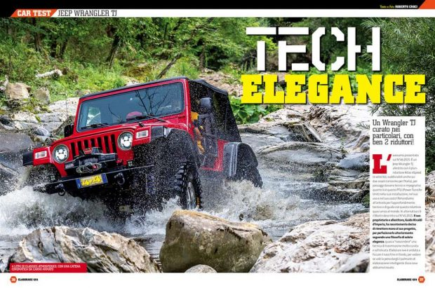 Jeep Wrangler TJ Elaborare 4x4 72