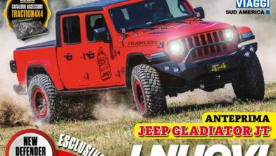 Photo of ELABORARE4x4 luglio-agosto 2020, magazine off road