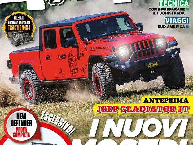 Photo of ELABORARE4x4 luglio-agosto 2020, magazine off road
